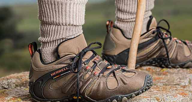 the best merrell hiking shoes